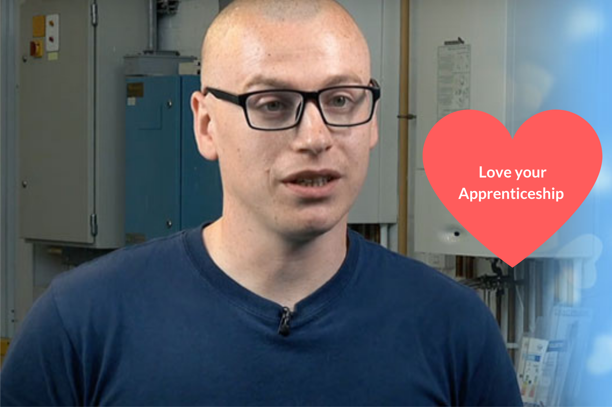 Are you loving your apprenticeship like Dale?