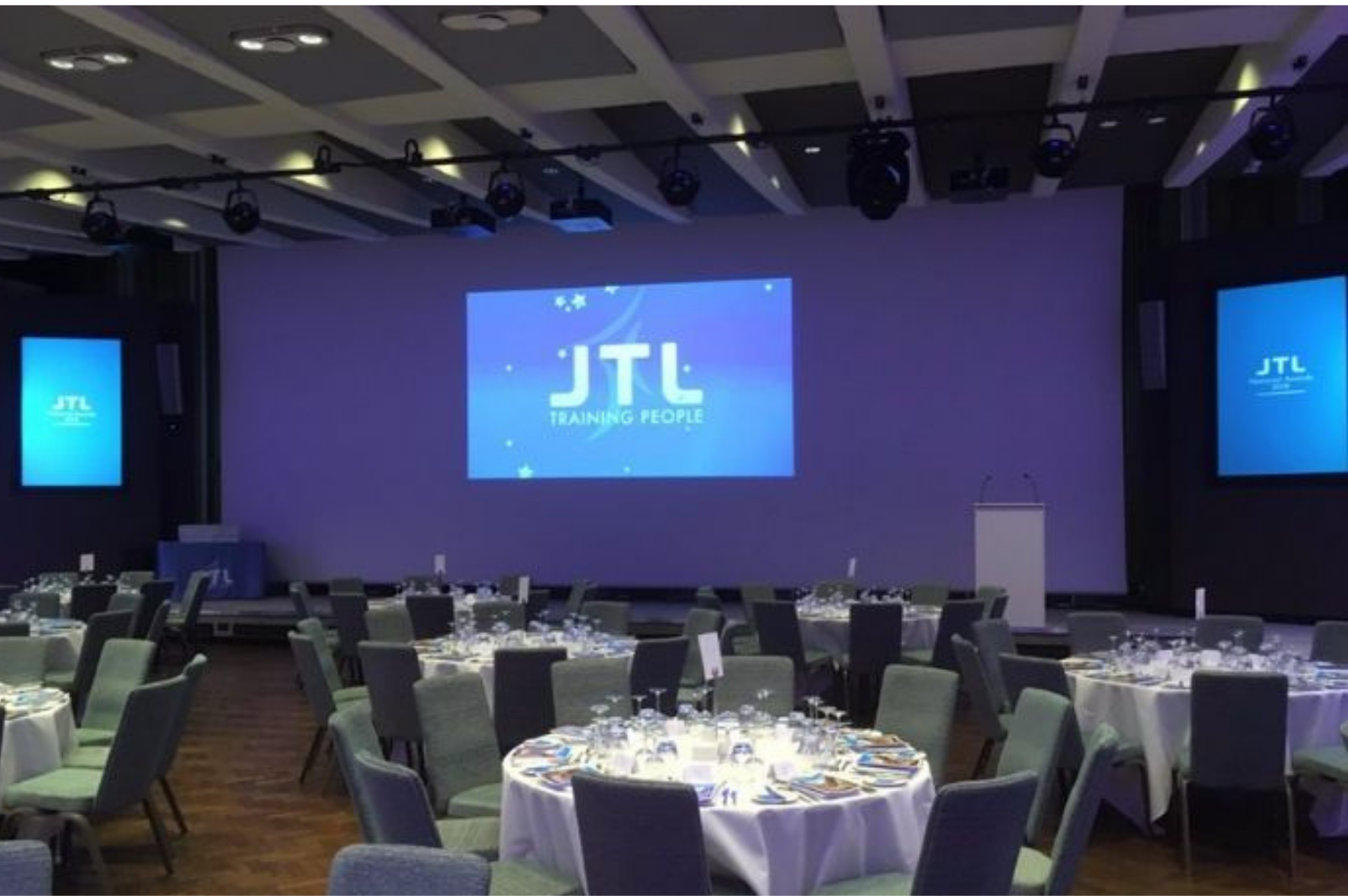 JTL National Awards Ceremony 2019 One Moorgate Place