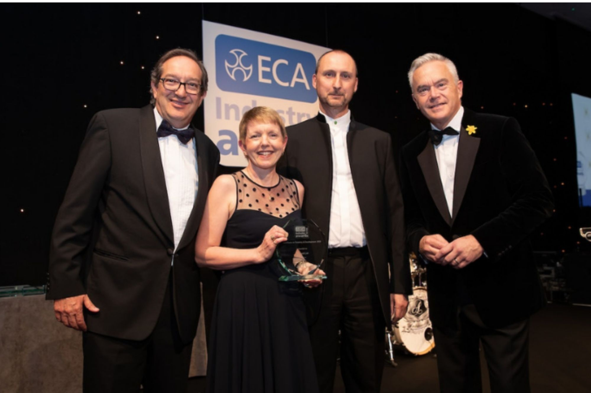 ECA Excellence in Training & Development Award sponsored by JTL