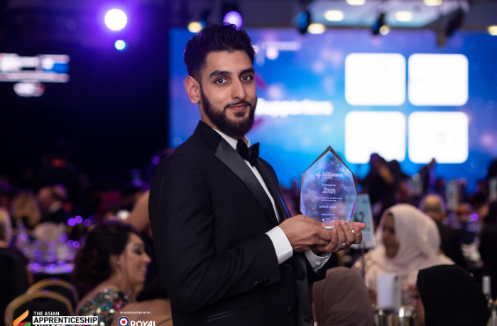 Success for JTL apprentices in Asian Apprenticeship Awards