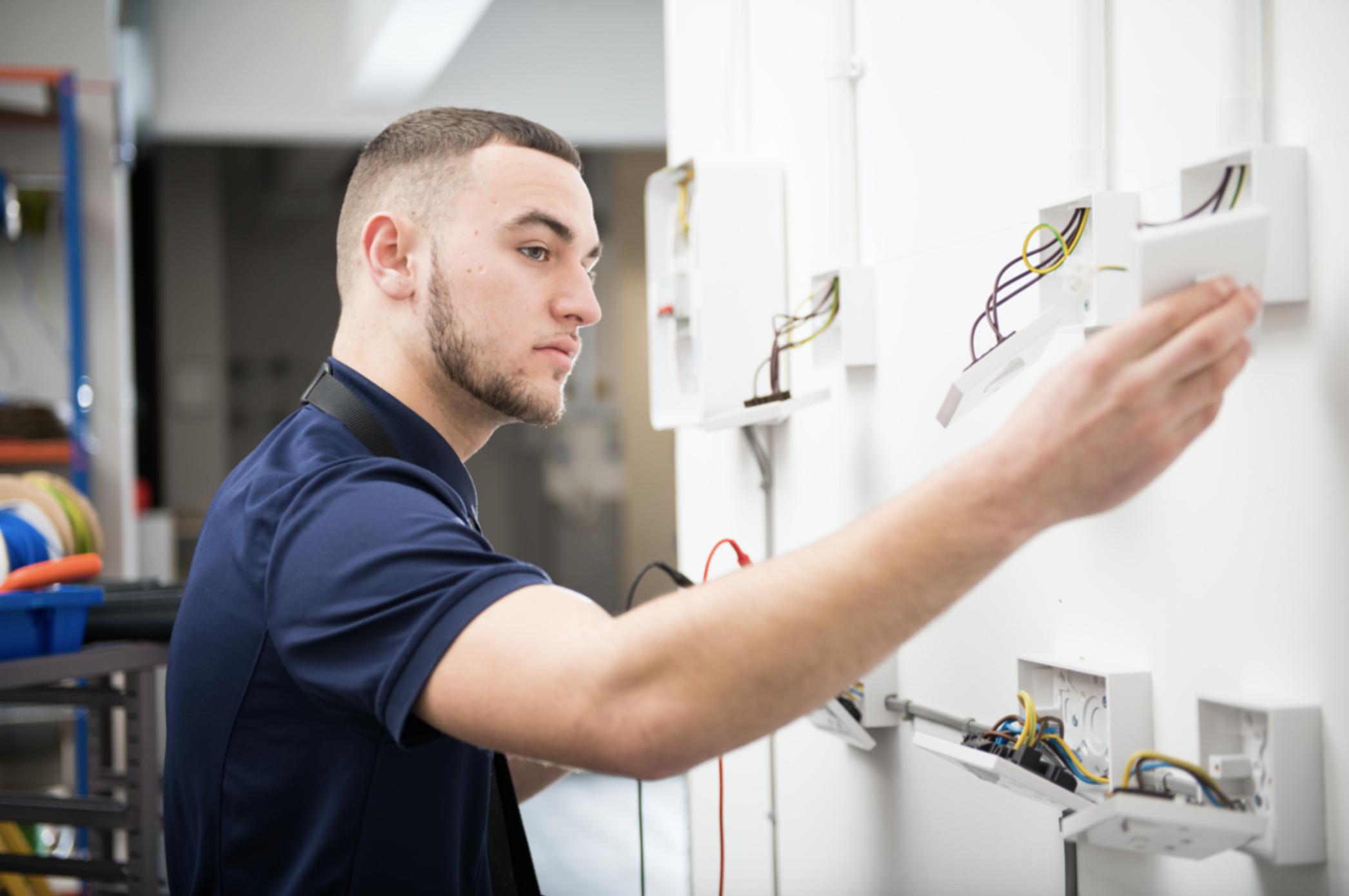 JTL Electrician apprentice
