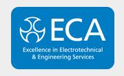 Image of ECA logo, a partner of JTL