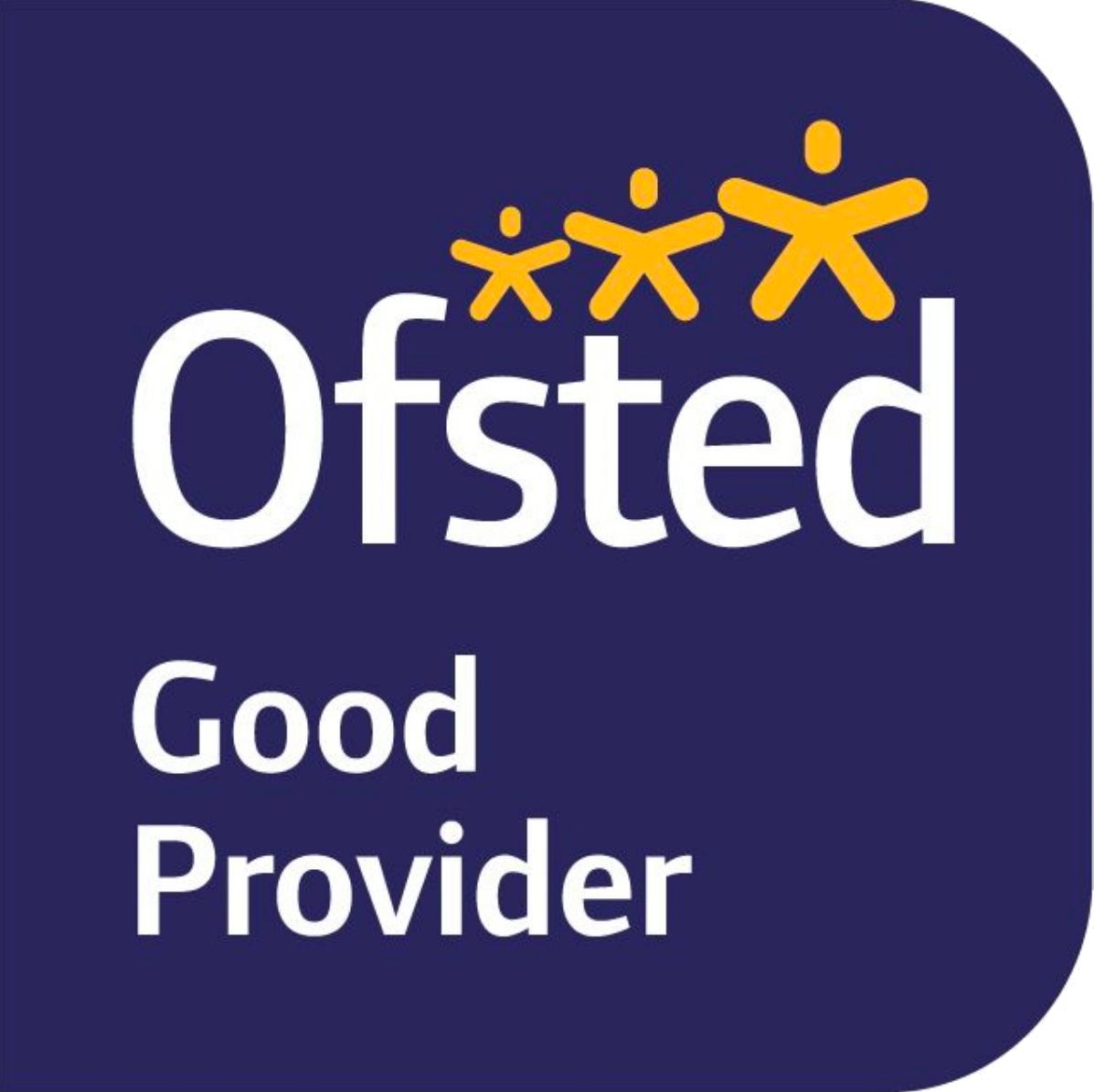 Image of Ofsted Good Provider Logo, a partner of JTL