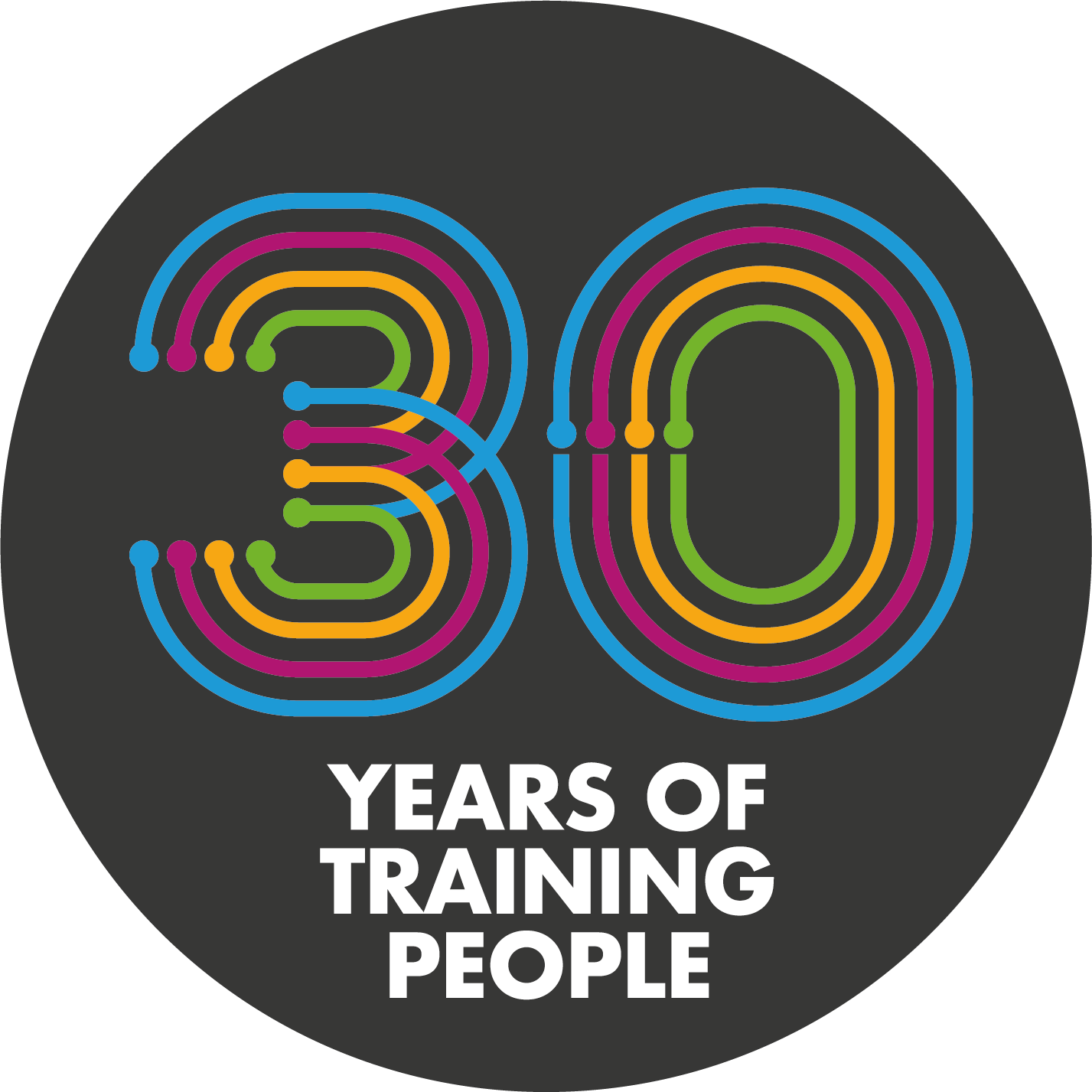 30 years of training people