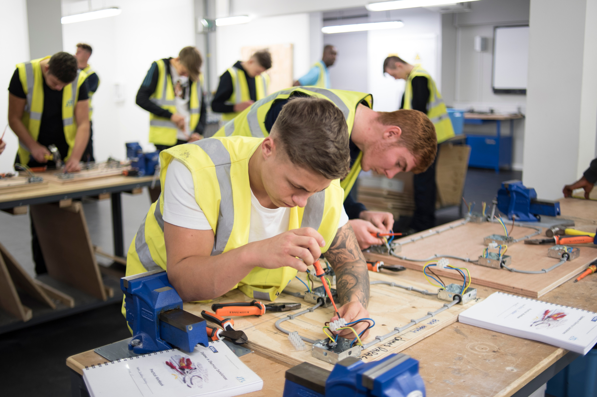 JTL electrical Apprentice