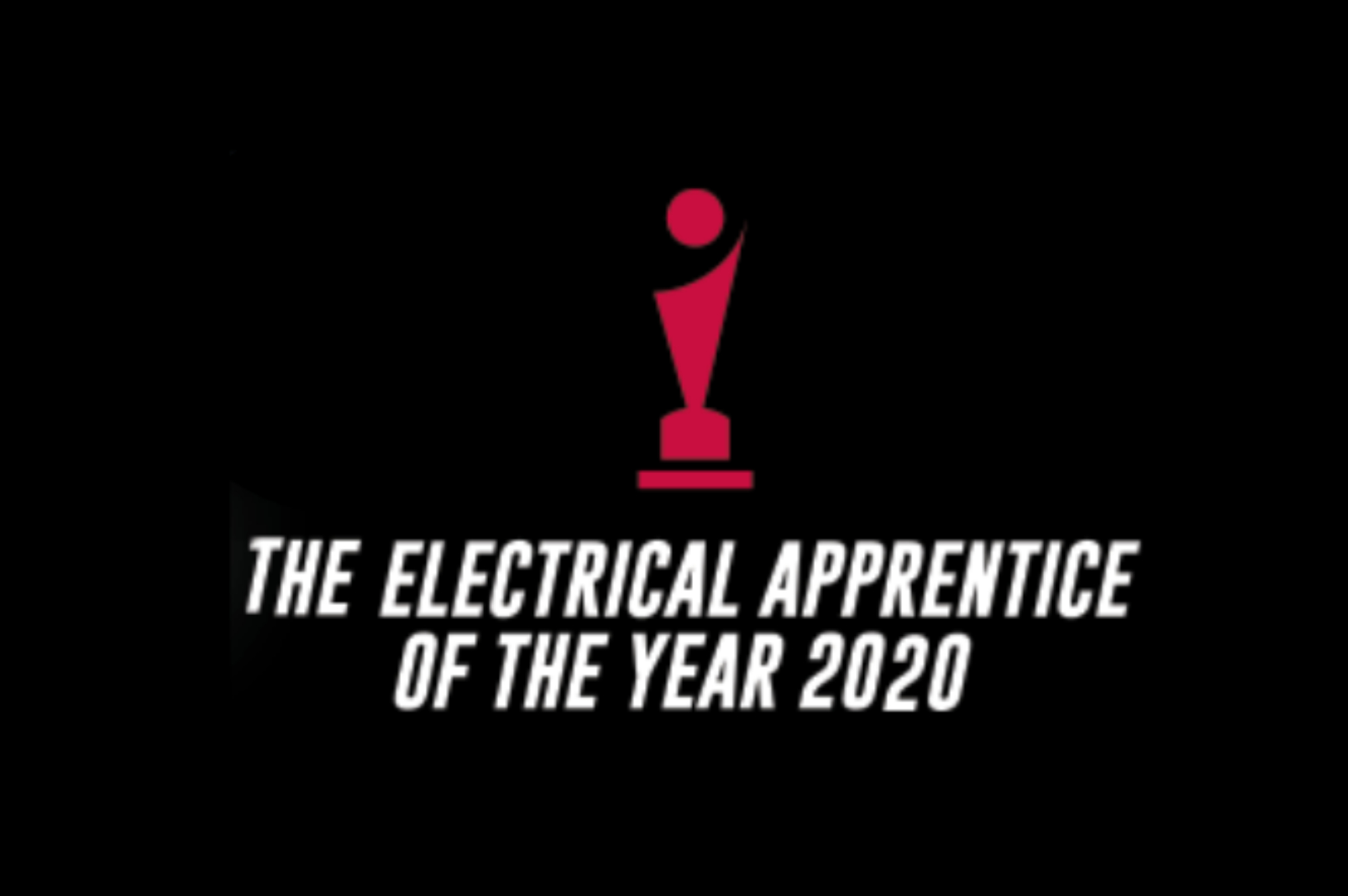 NICEIC Apprentice of the Year 2020