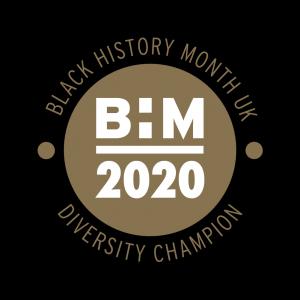 Black History Month Diversity Champion