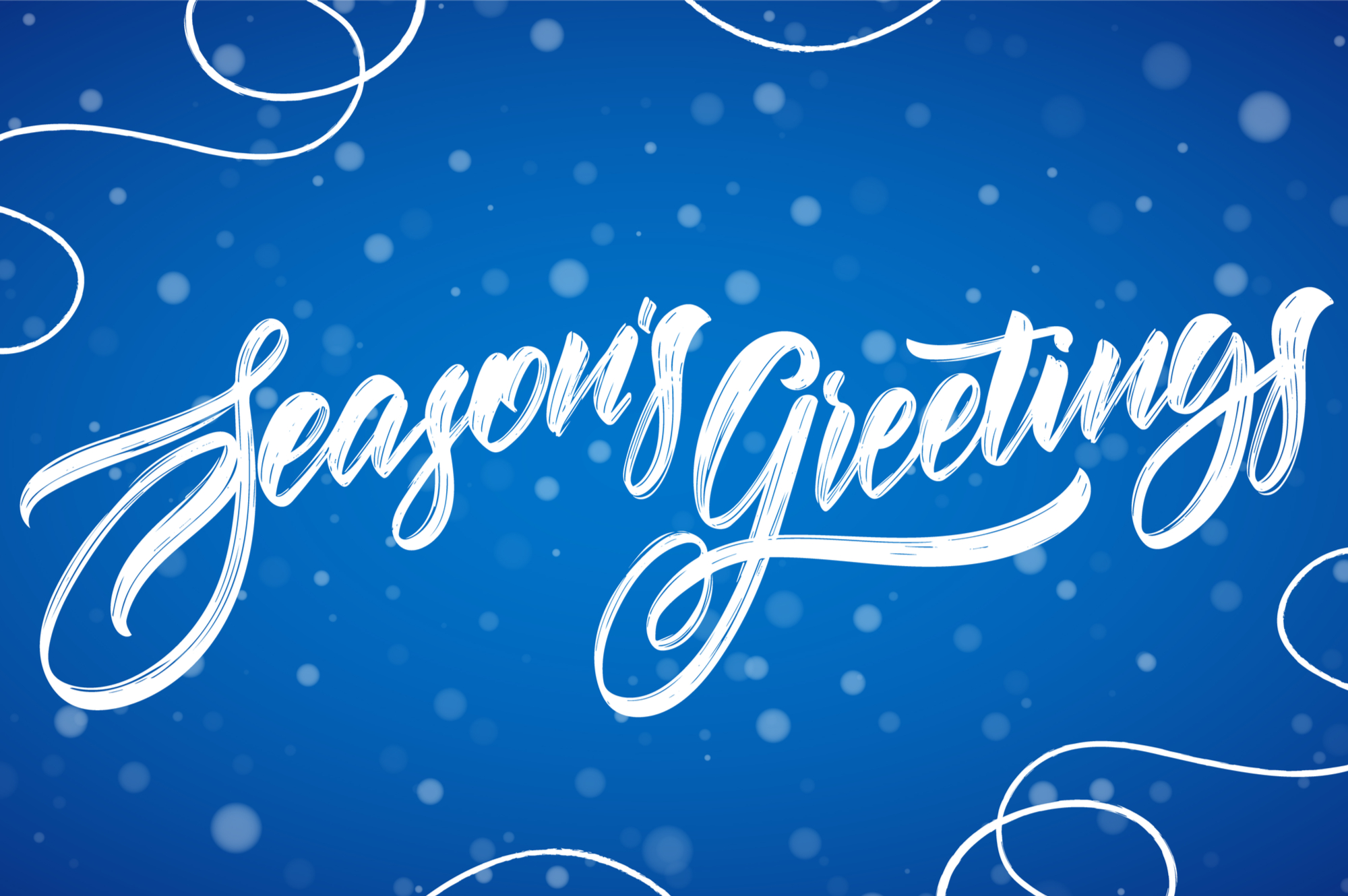 Seasons Greetings from JTL