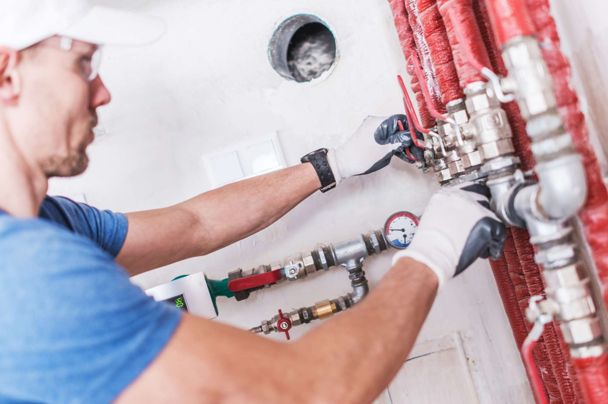 Are you thinking about becoming a plumber?